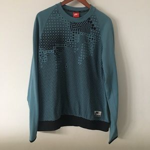 Men's Nike Sweatshirt Sz M